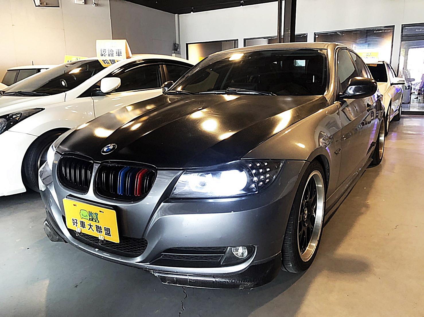 2011 BMW 寶馬 3-Series Sedan