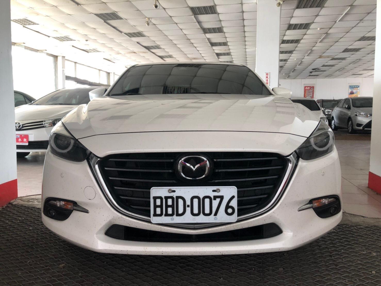 2019 Mazda 馬自達 3