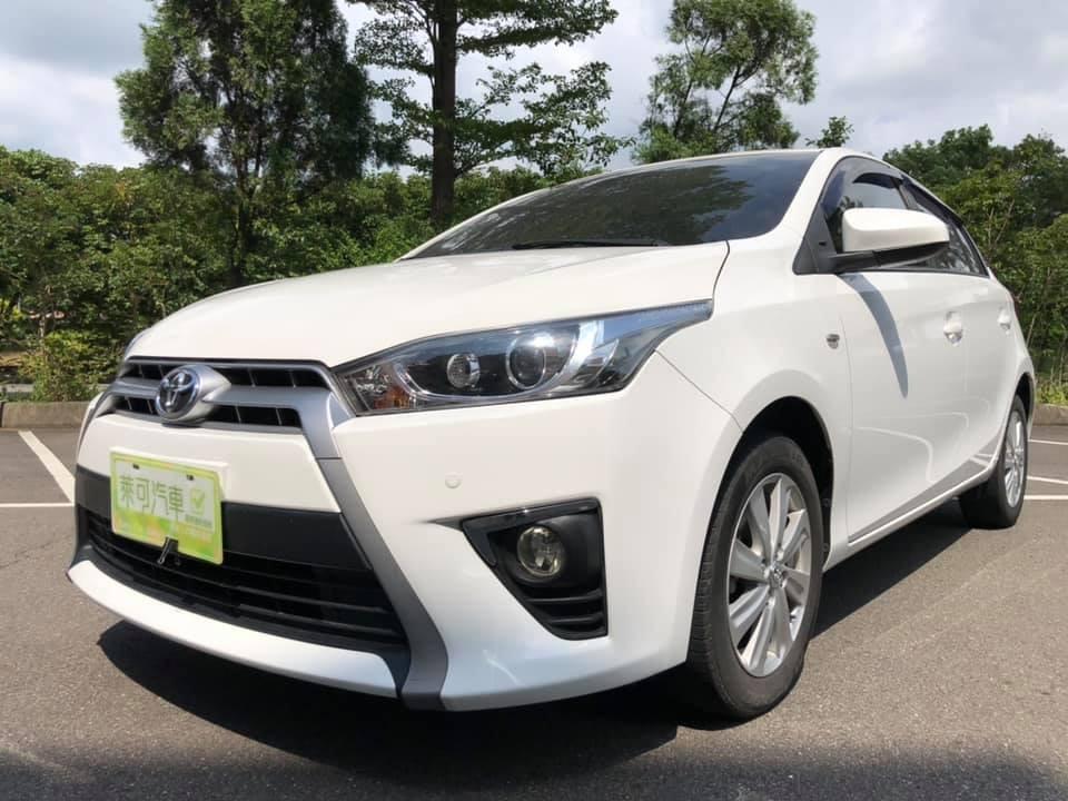 2015 Toyota 豐田 Yaris