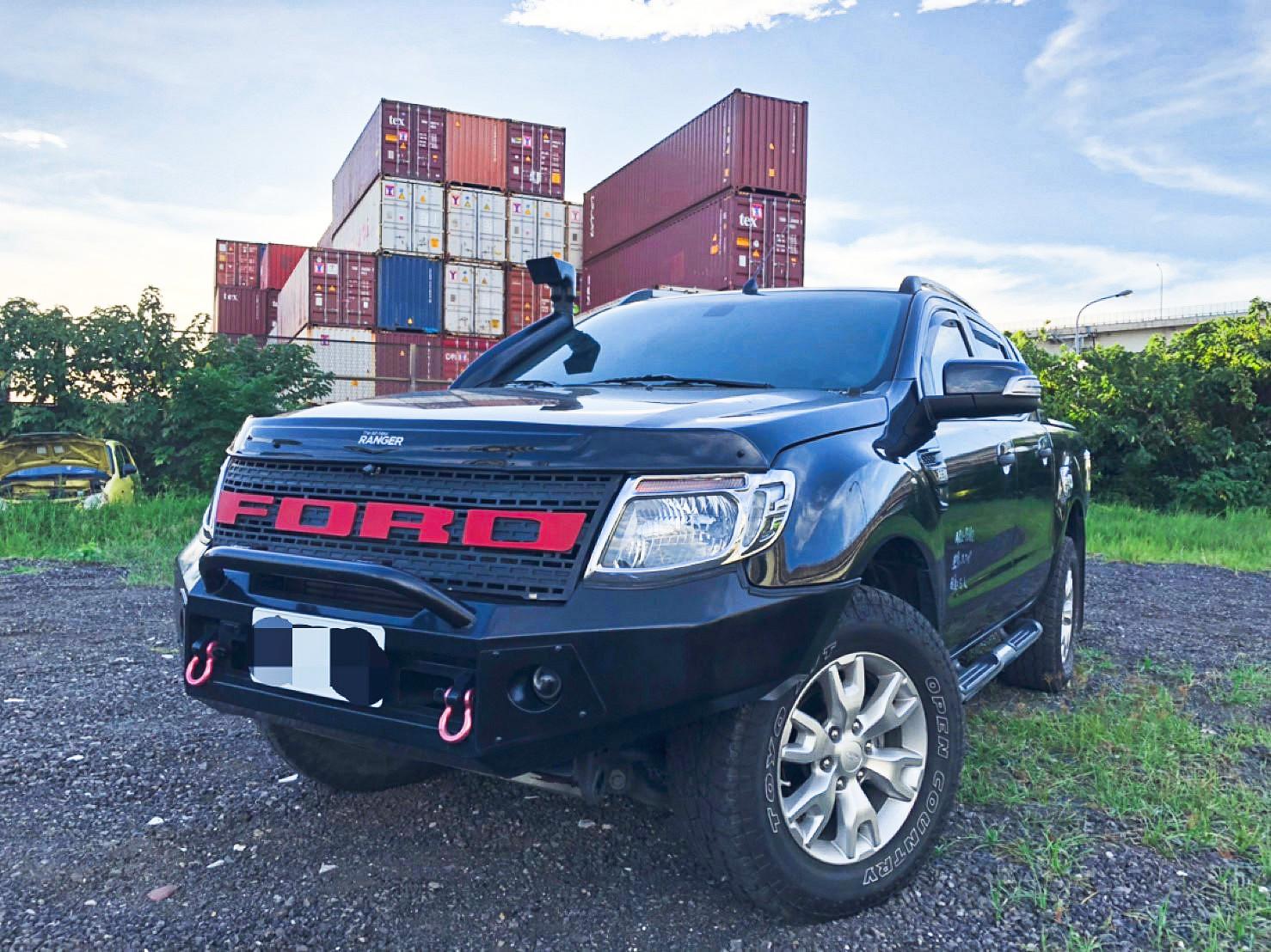2013 Ford 福特 Ranger