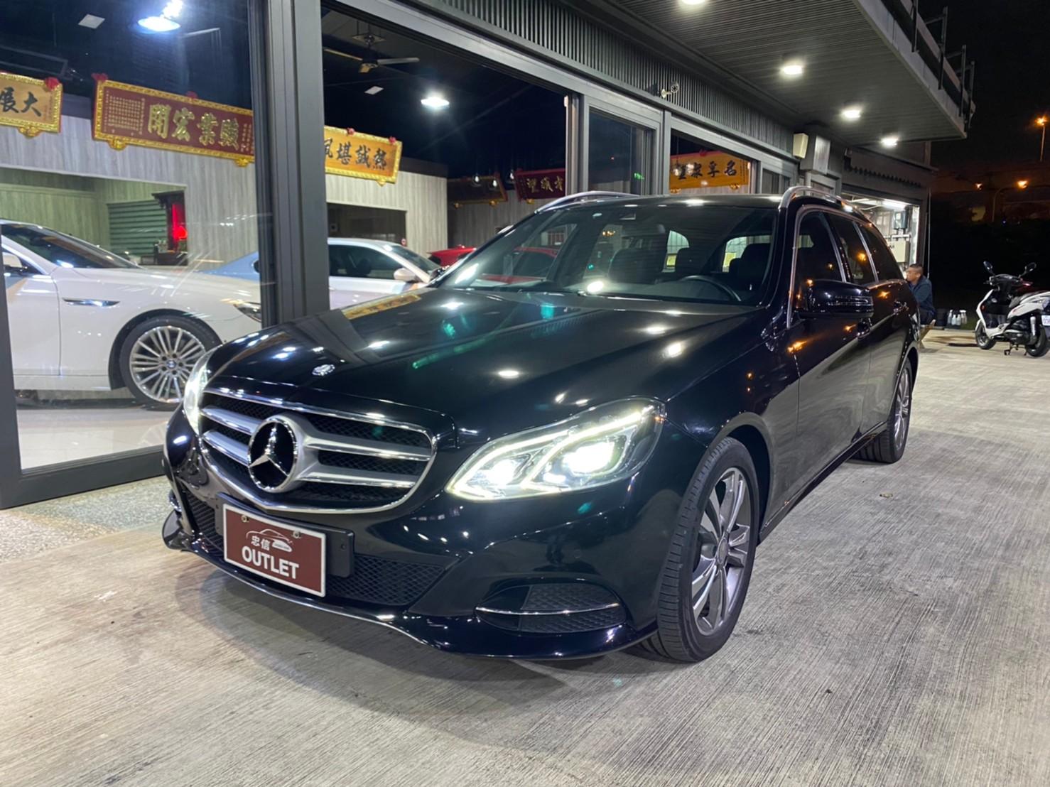 2013 M-Benz 賓士 E-Class Estate