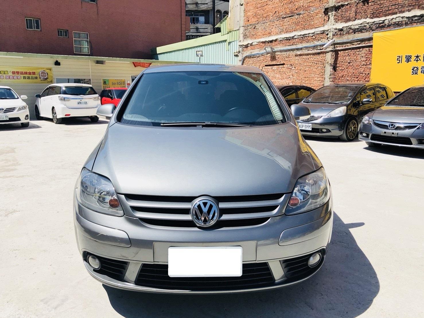 2007 Volkswagen 福斯 Golf plus