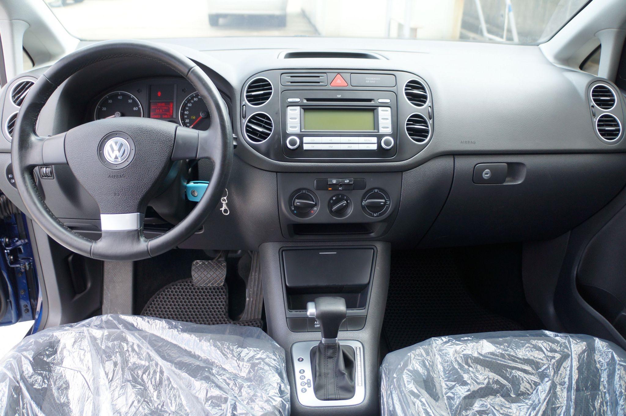 2007 Volkswagen Golf plus