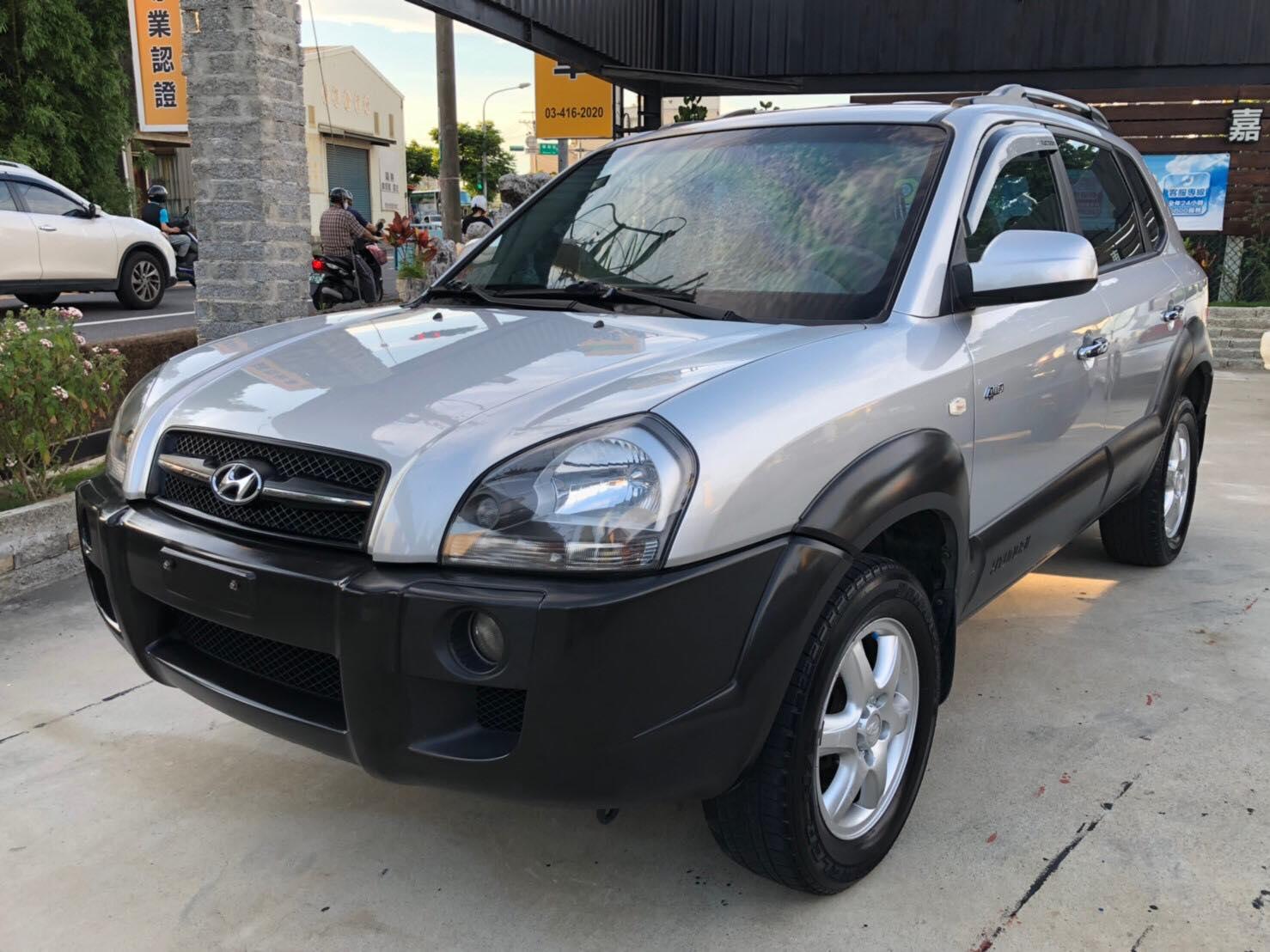2005 Hyundai 現代 Tucson