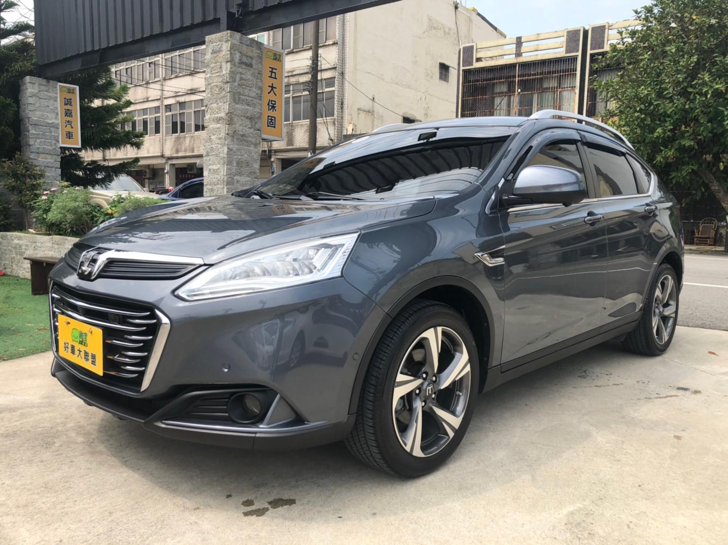 2018 Luxgen 納智捷 U6 turbo