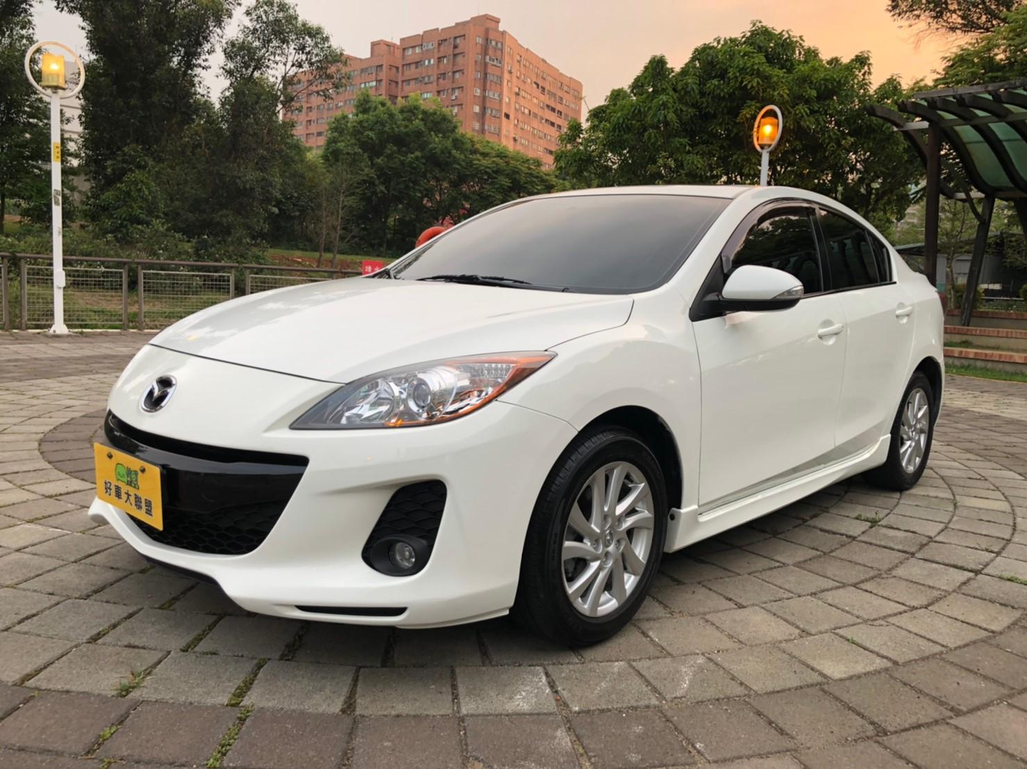 2014 Mazda 馬自達 3