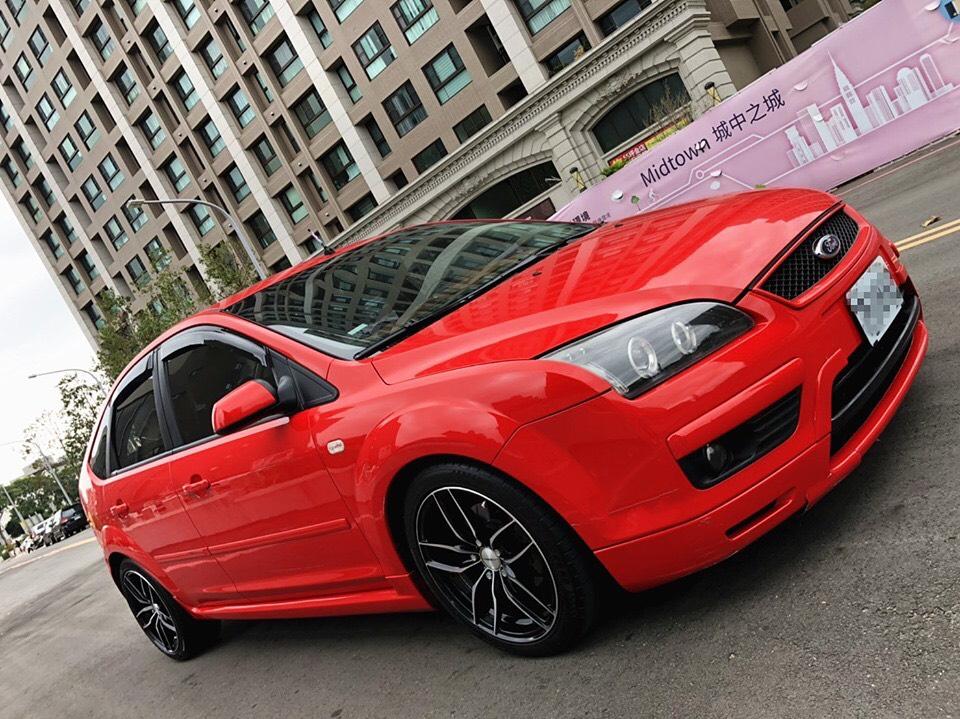 2005 Ford 福特 Focus