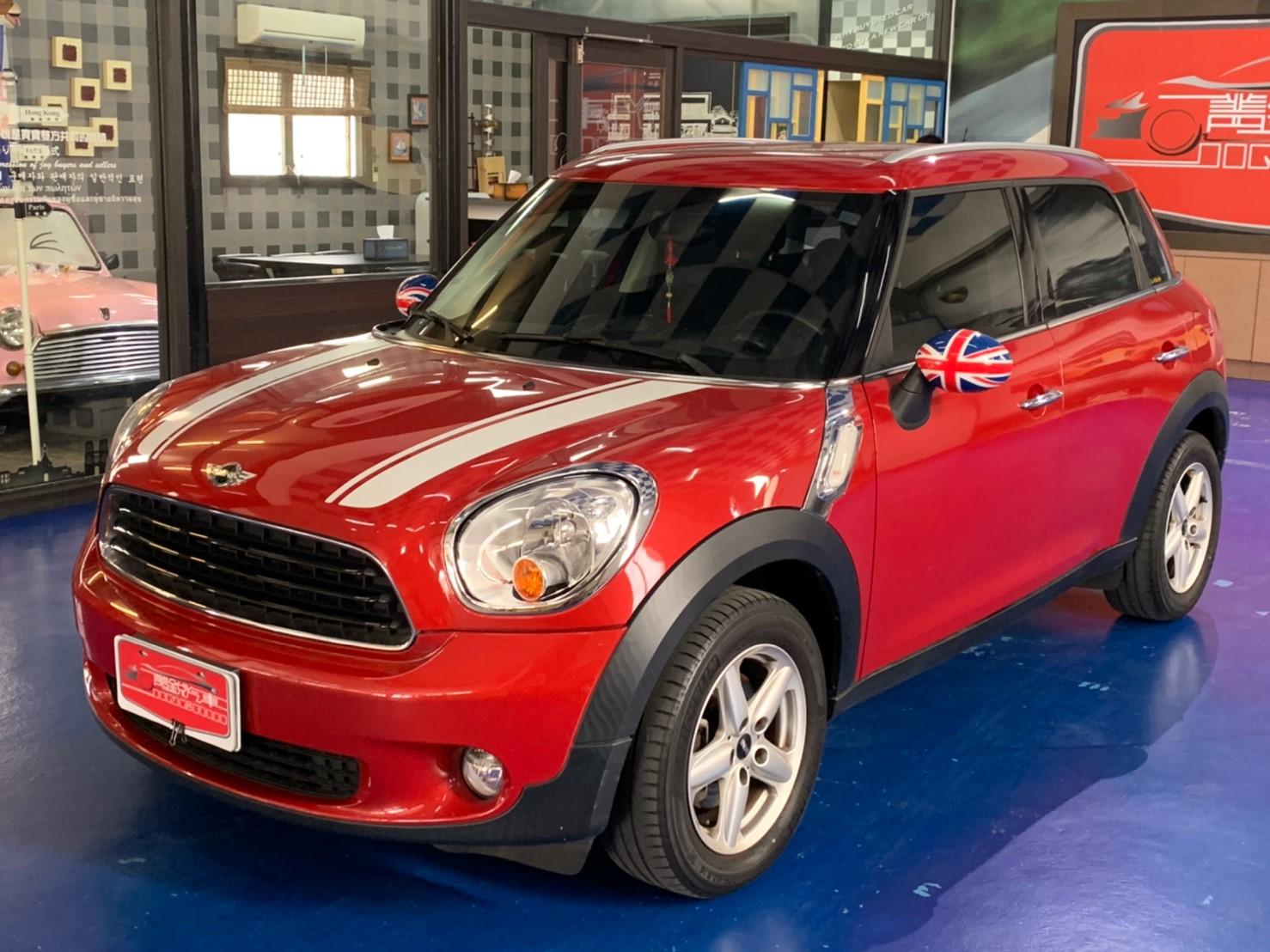 2013 Mini 迷你 Hatch
