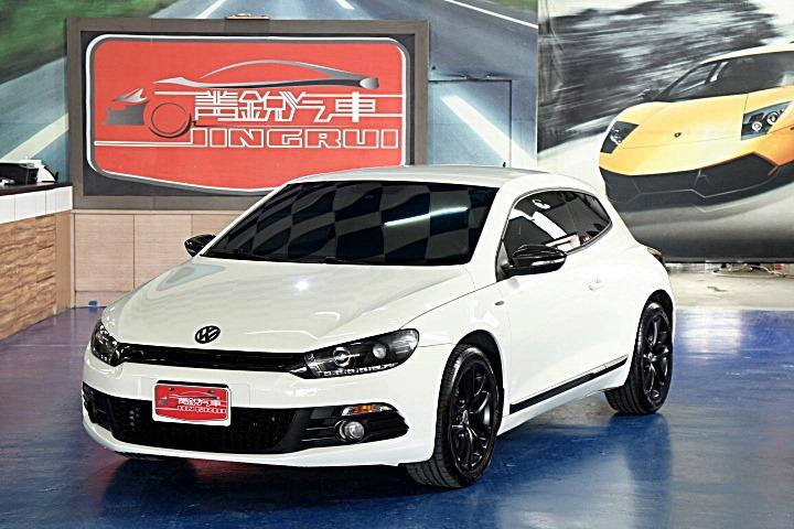 2011 Volkswagen 福斯 Scirocco