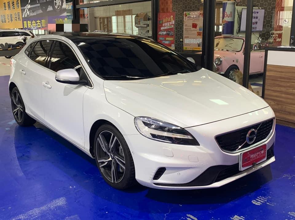 2017 Volvo 富豪 V40