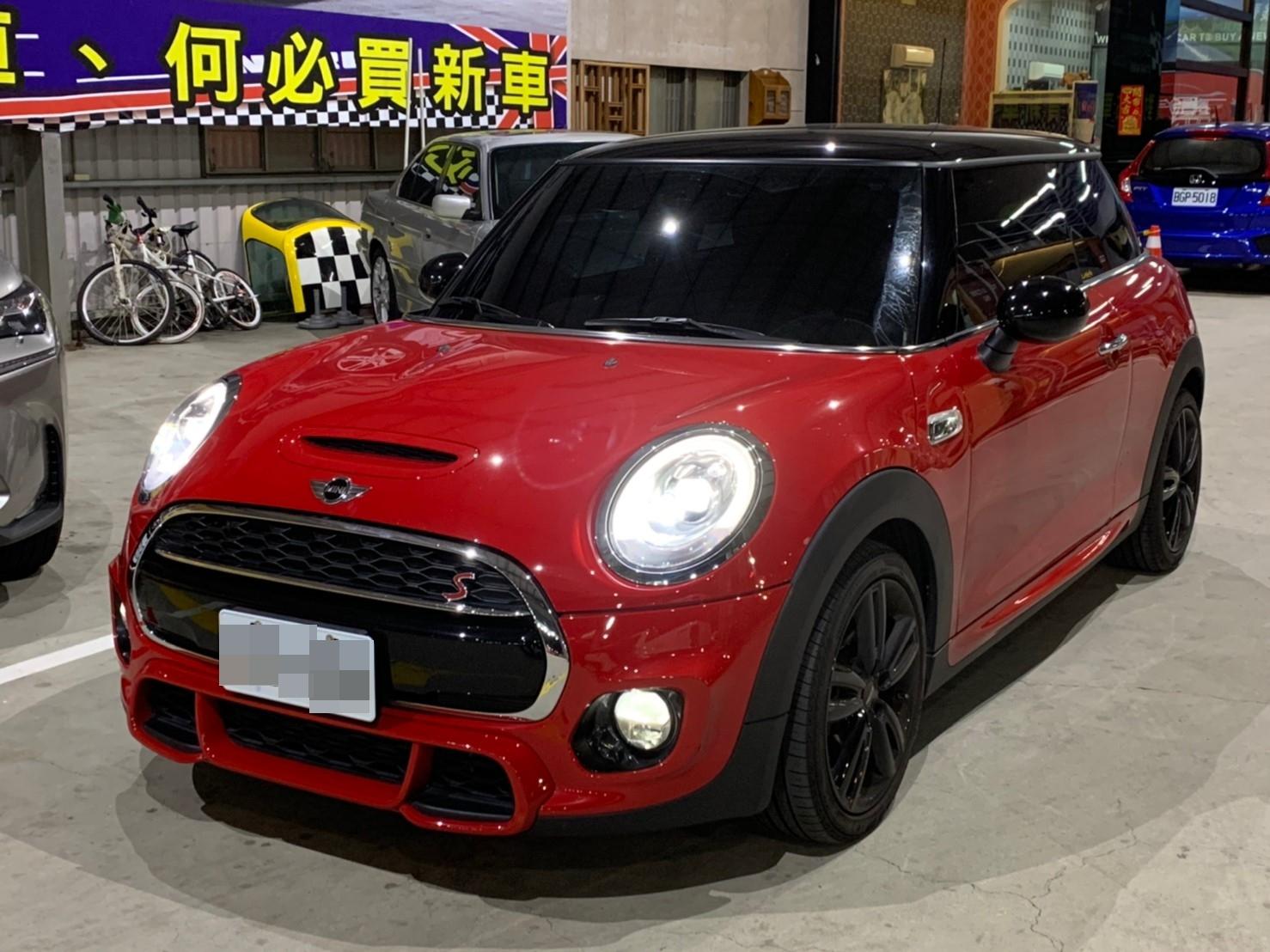 2017 Mini 迷你 Cooper