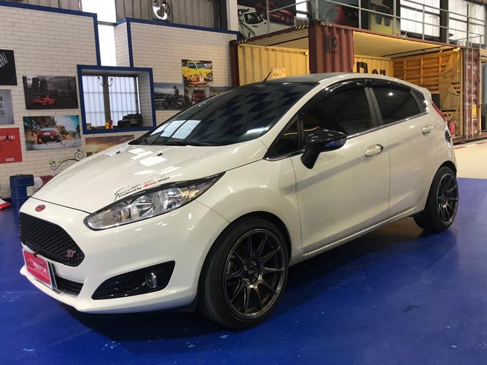 2017 Ford 福特 Fiesta