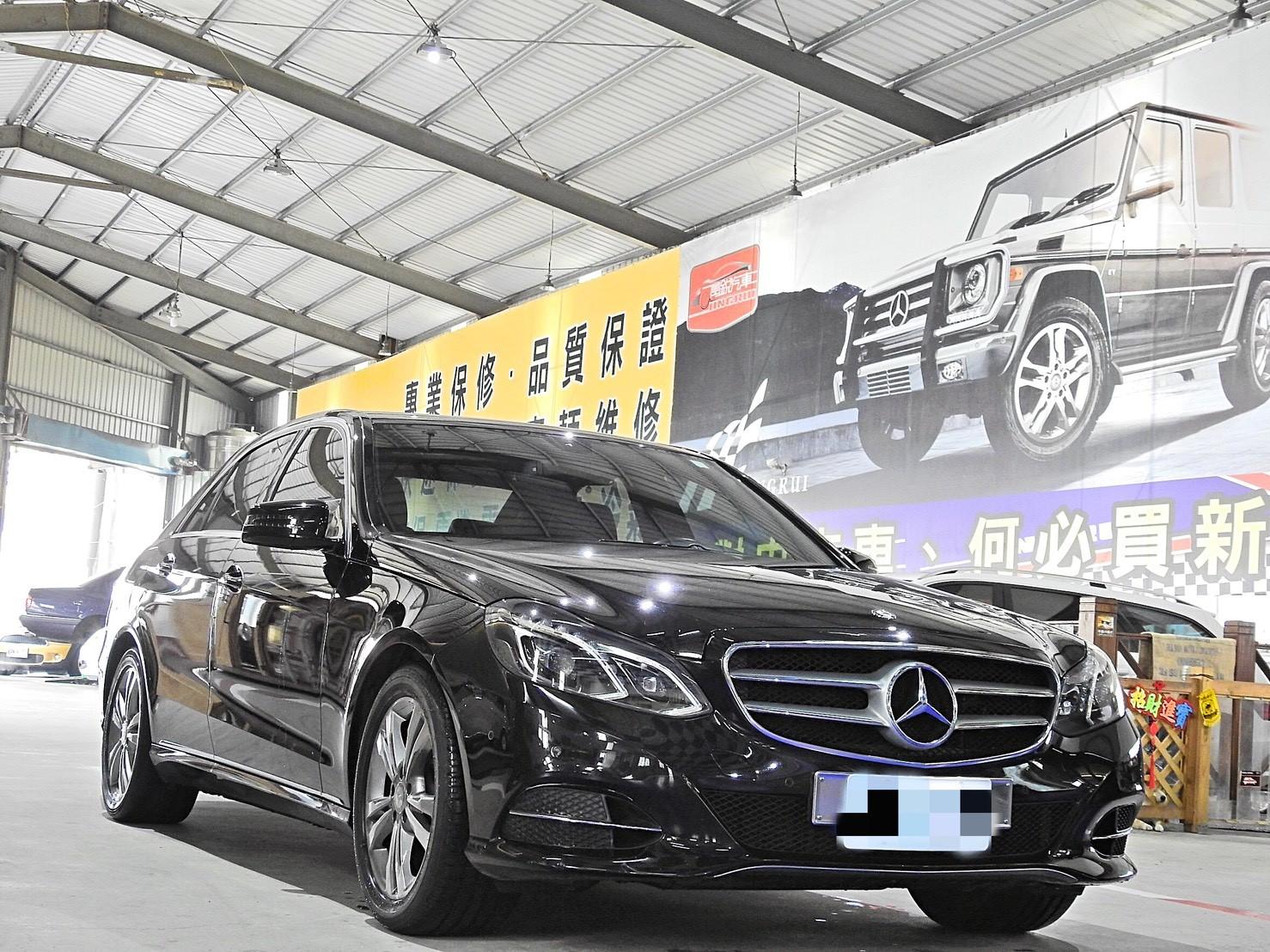 2013 M-Benz 賓士 E-class