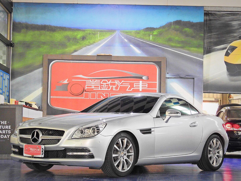 2012 M-Benz 賓士 Slk