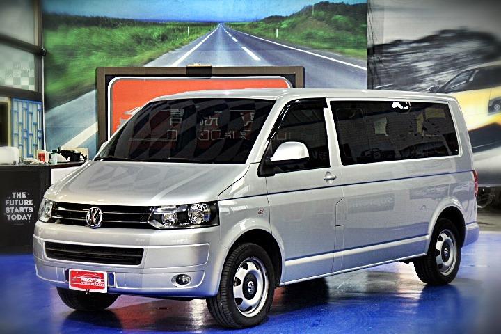2015 Volkswagen 福斯 T5