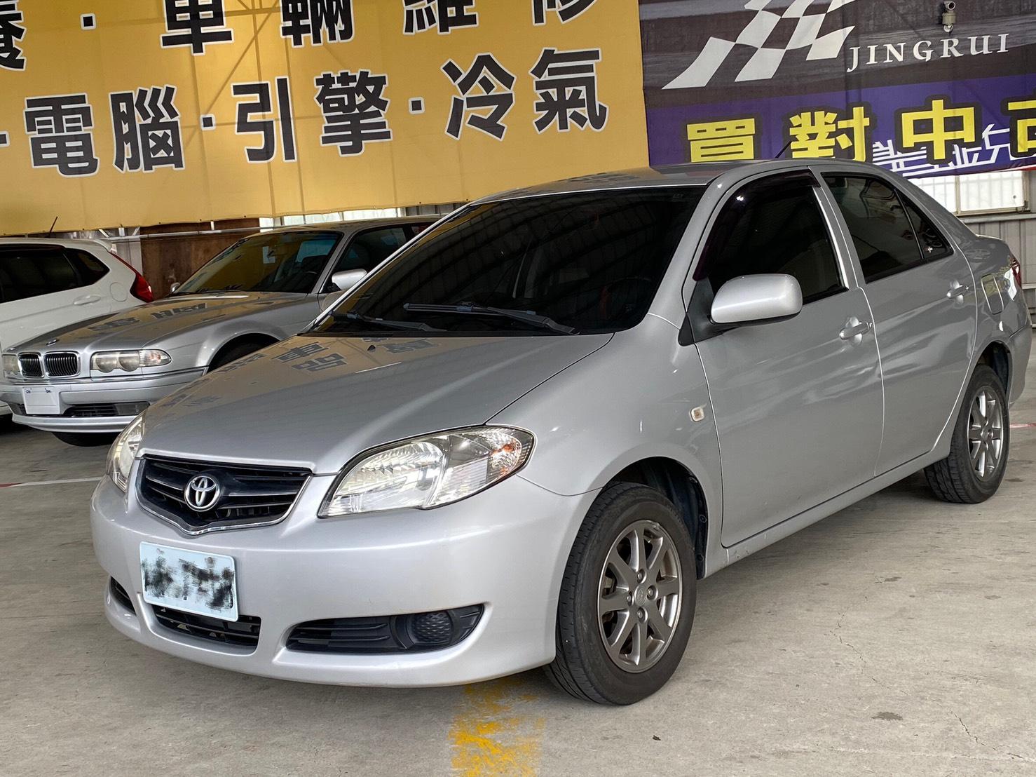 2013 Toyota 豐田 Vios