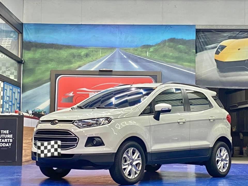 2016 Ford 福特 Ecosport