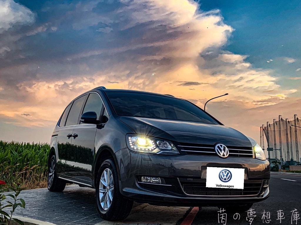 2019 Volkswagen 福斯 Sharan