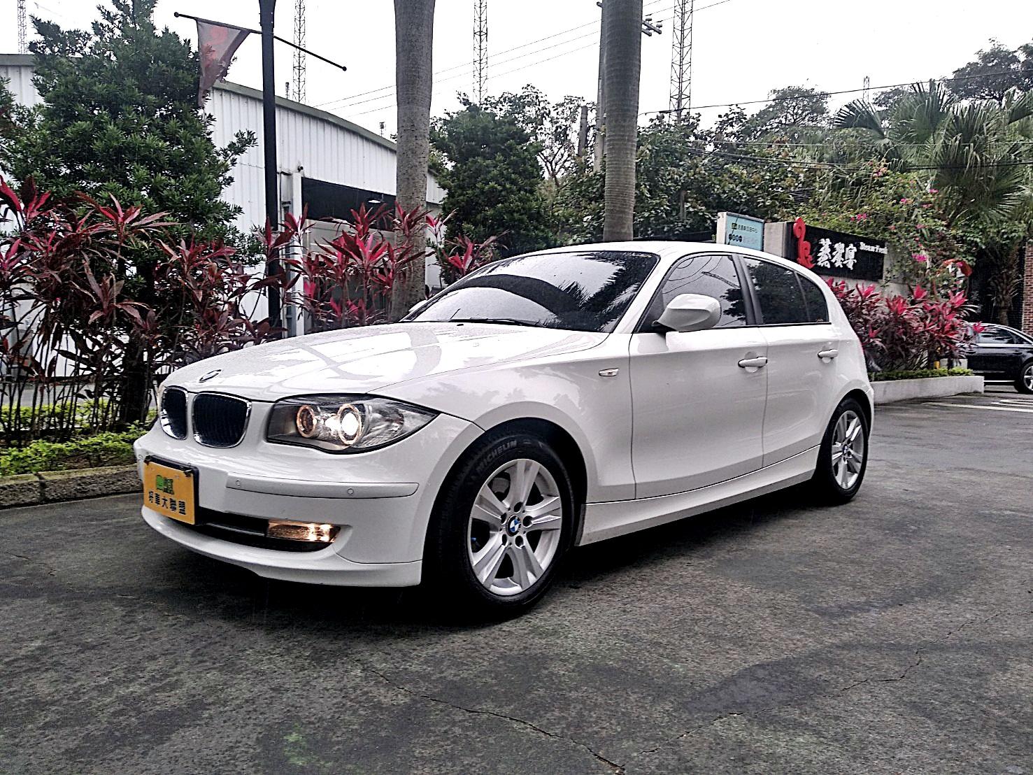 2010 BMW 寶馬 1 series