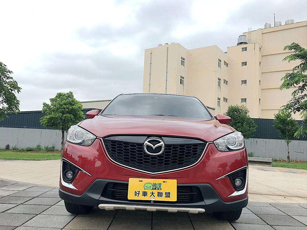 2014 Mazda 馬自達 Cx-5