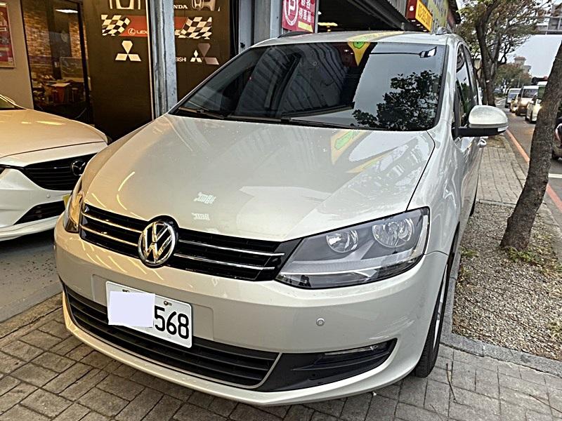 2014 Volkswagen 福斯 Sharan