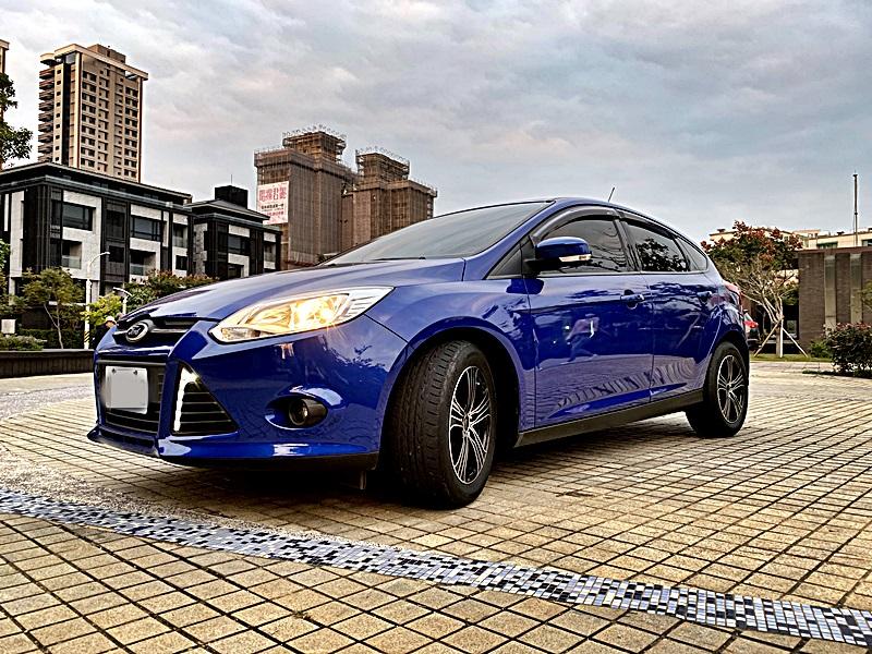 2014 Ford 福特 Focus