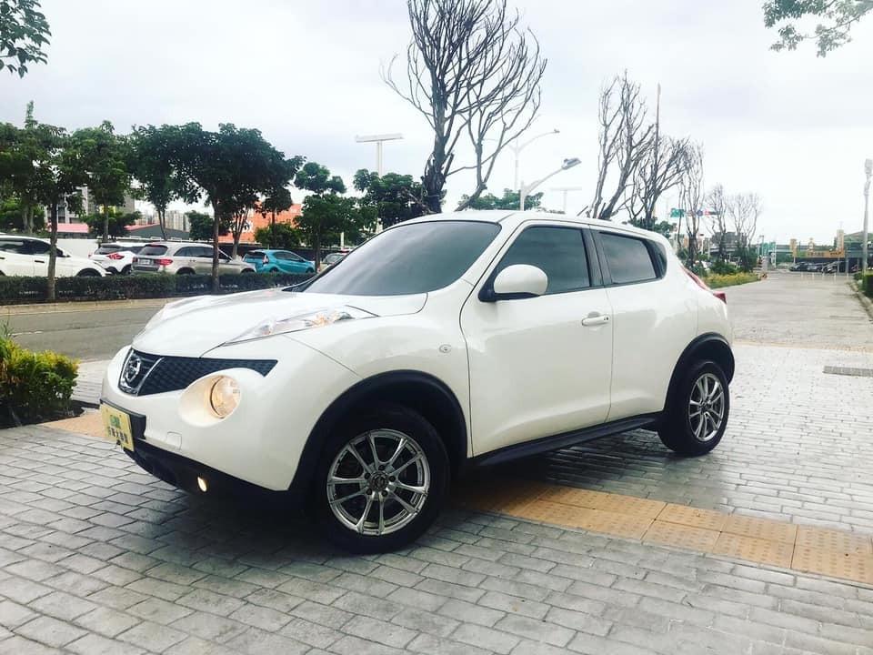 2013 Nissan 日產 Juke