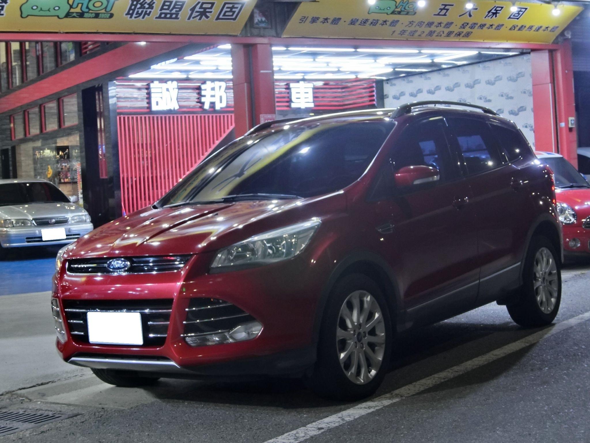 2016 Ford 福特 Kuga
