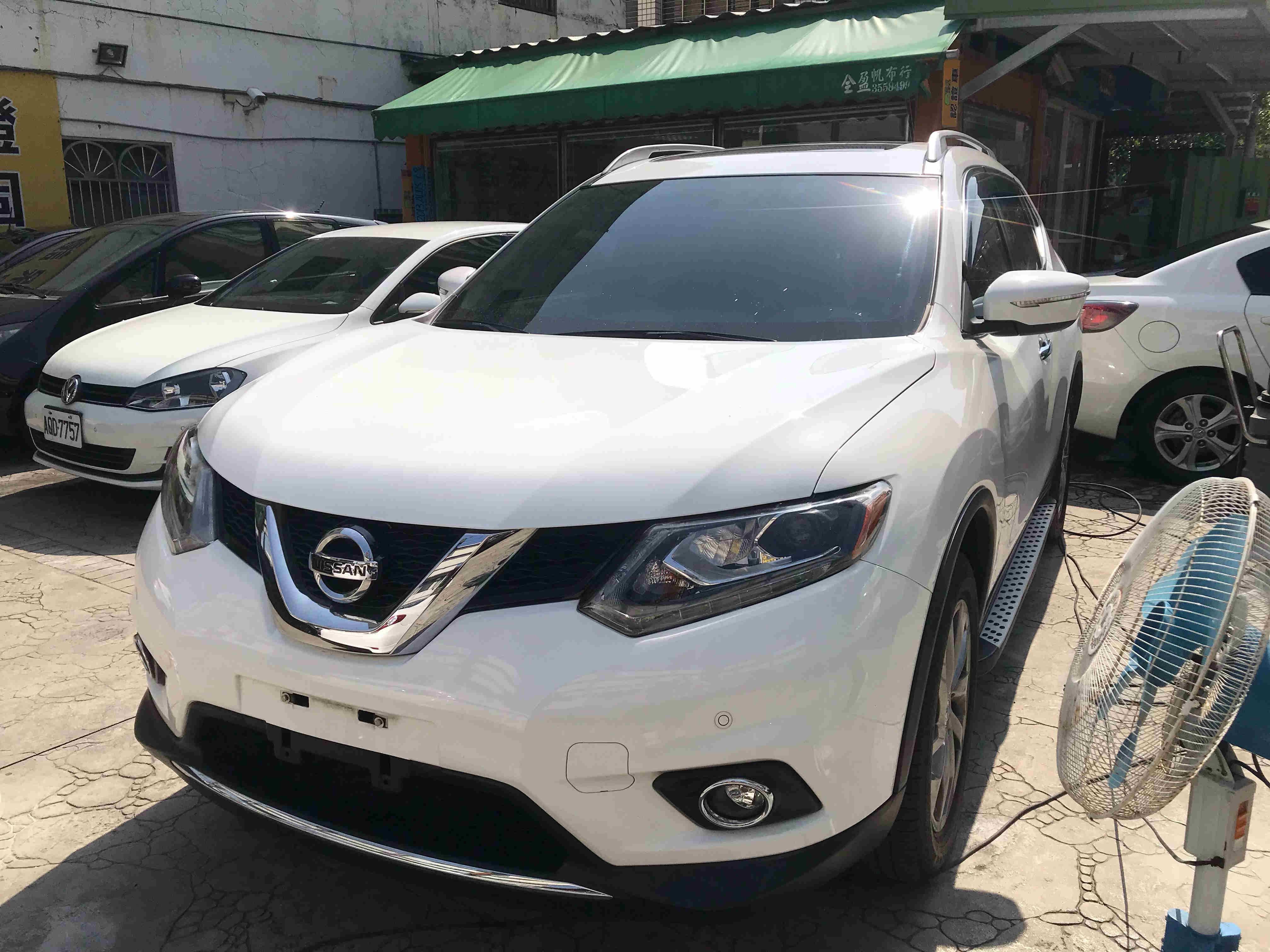2015 Nissan 日產 X-trail