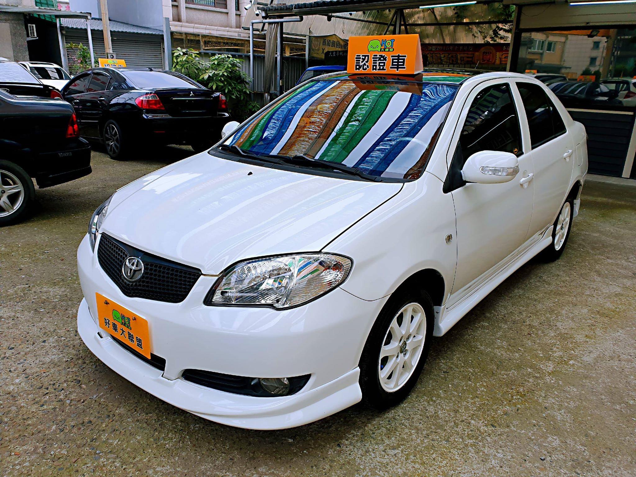 2007 Toyota Vios