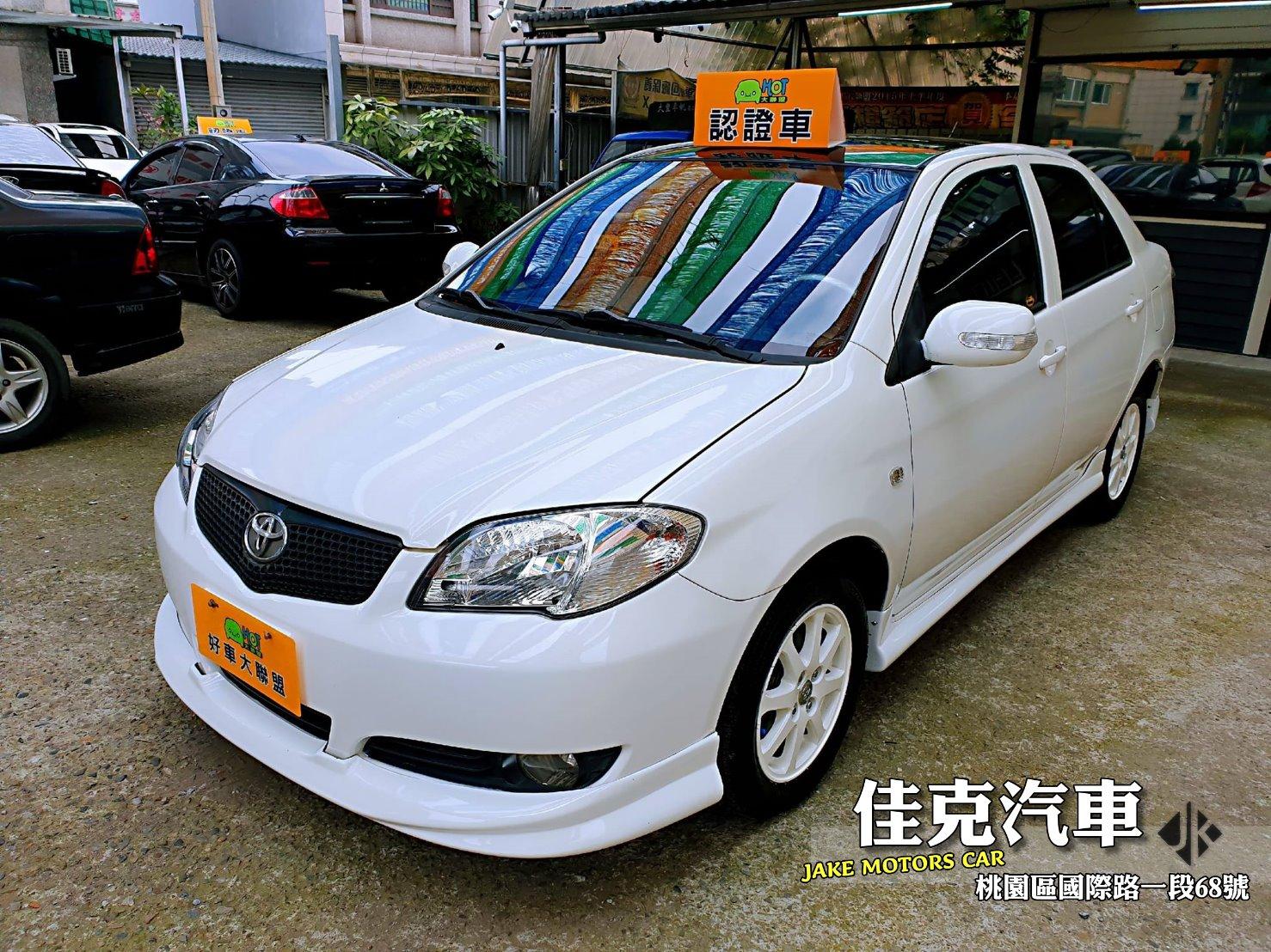 2007 Toyota 豐田 Vios
