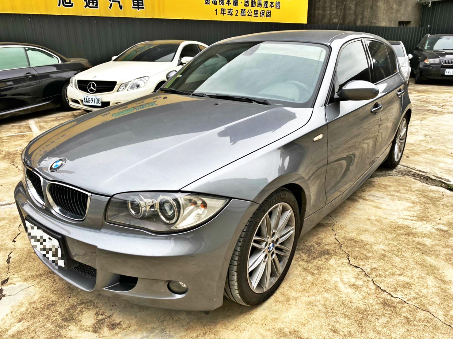 2008 BMW 寶馬 1 series