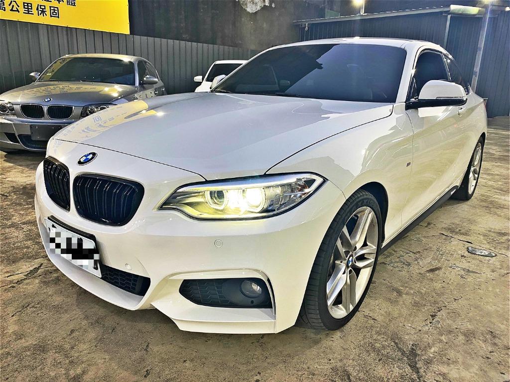 2016 BMW 寶馬 2-series