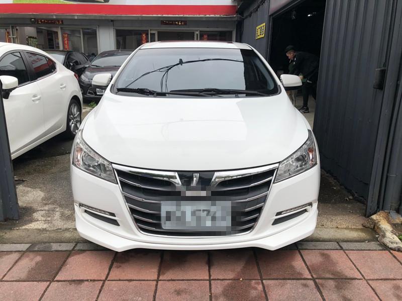 2014 Luxgen 納智捷 S5 turbo