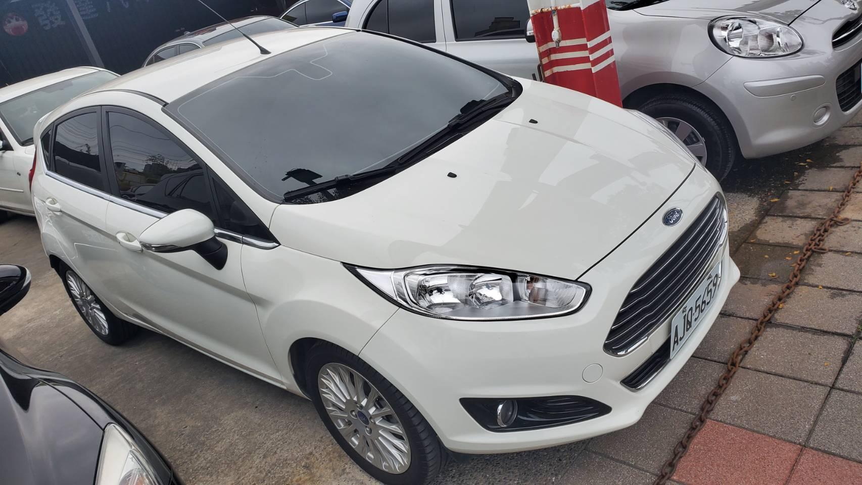 2014 Ford 福特 Fiesta