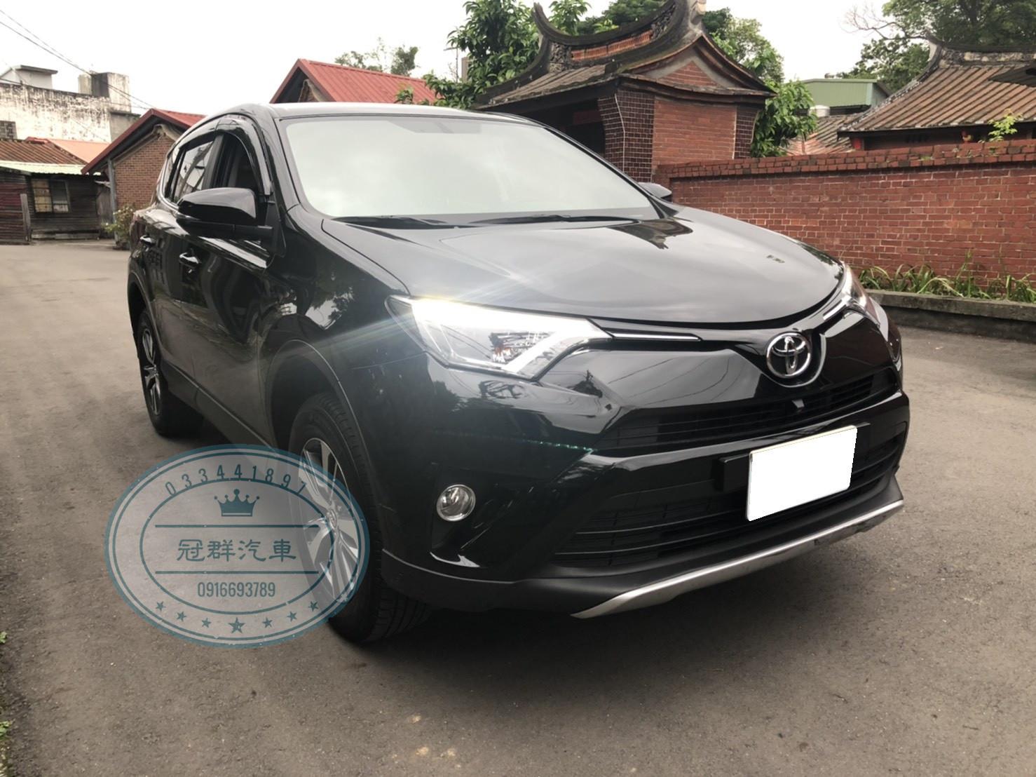 2018 Toyota 豐田 Rav4