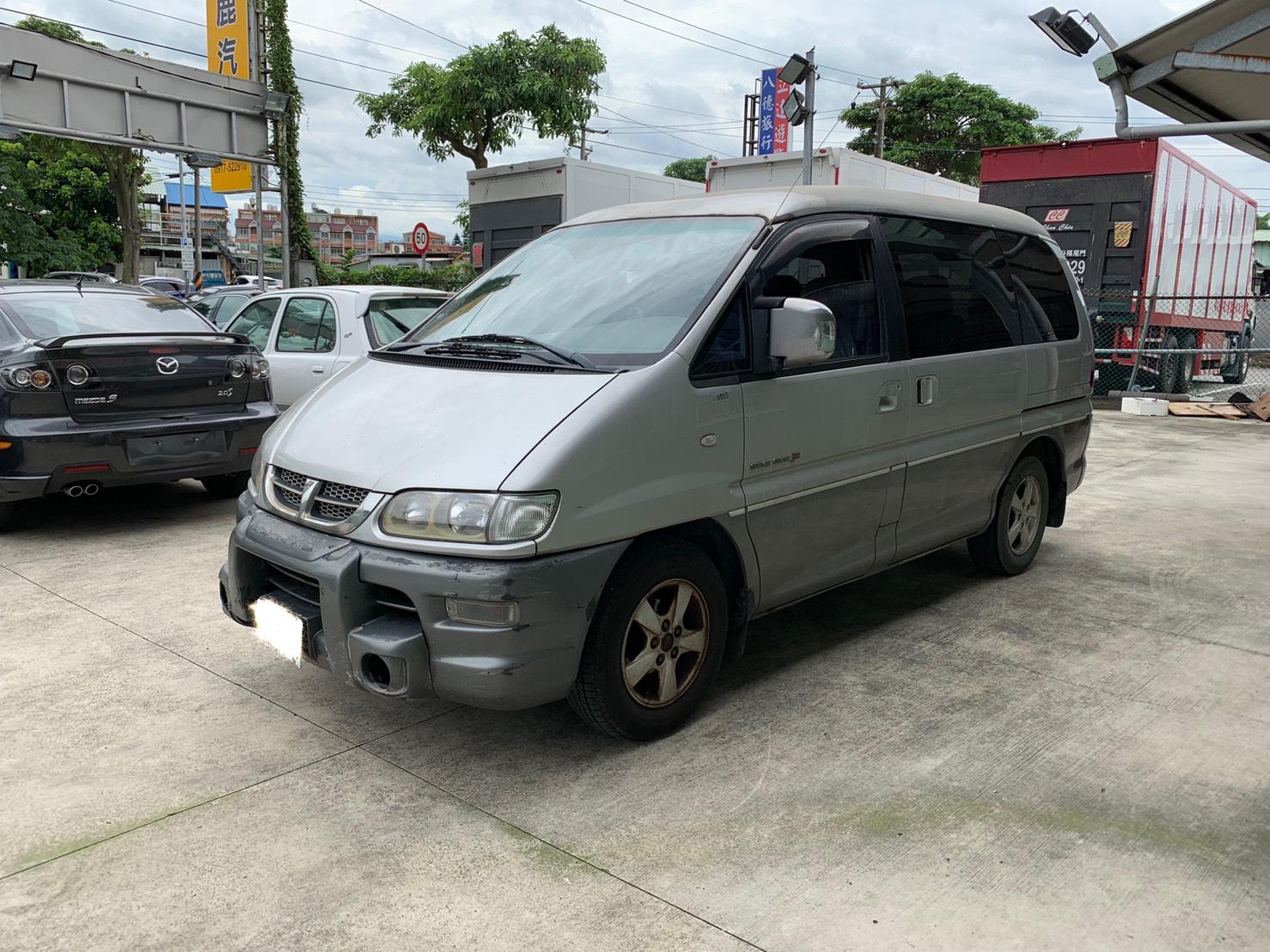 2002 Mitsubishi 三菱 Space gear