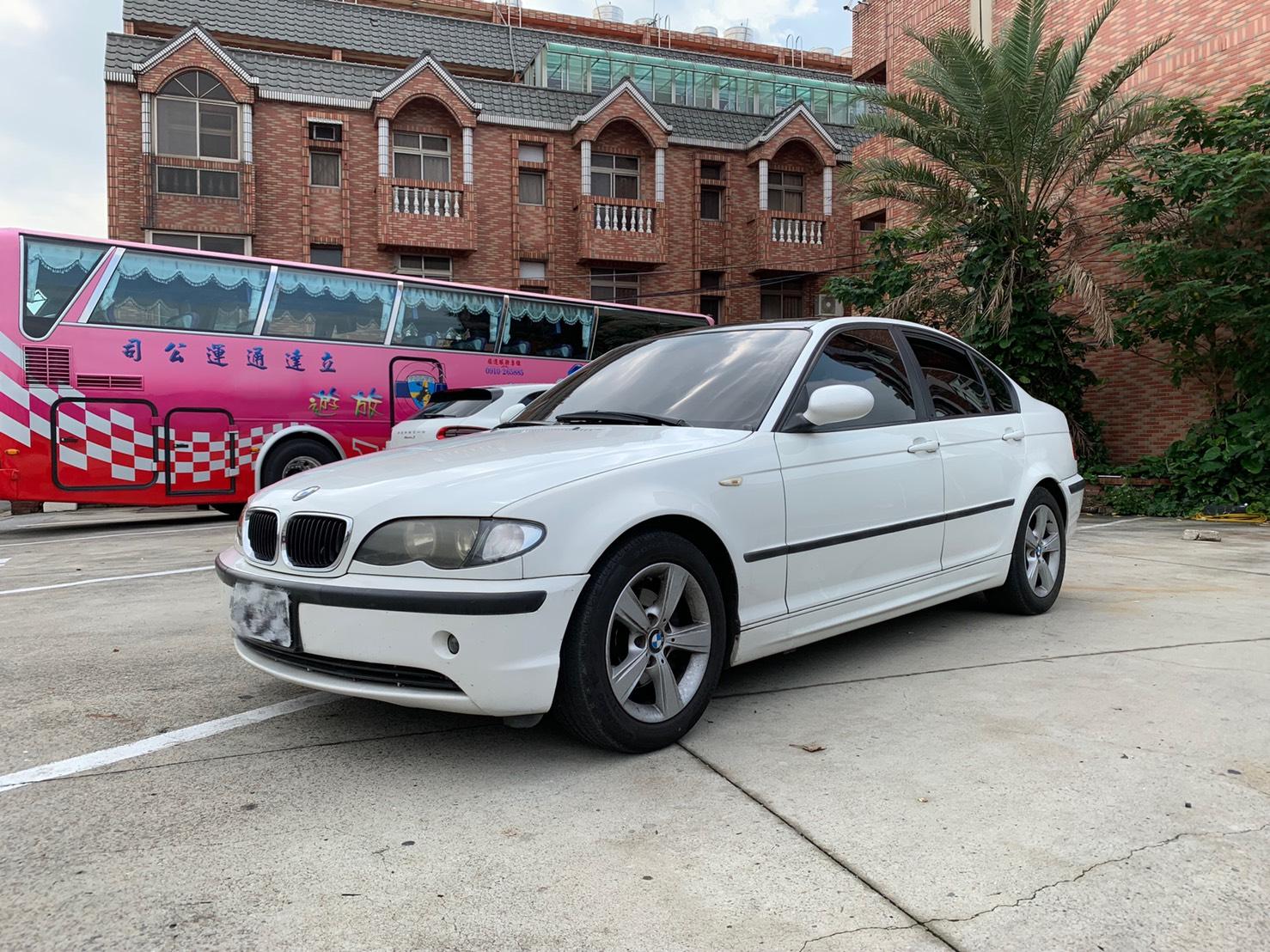 2003 BMW 寶馬 3 series sedan