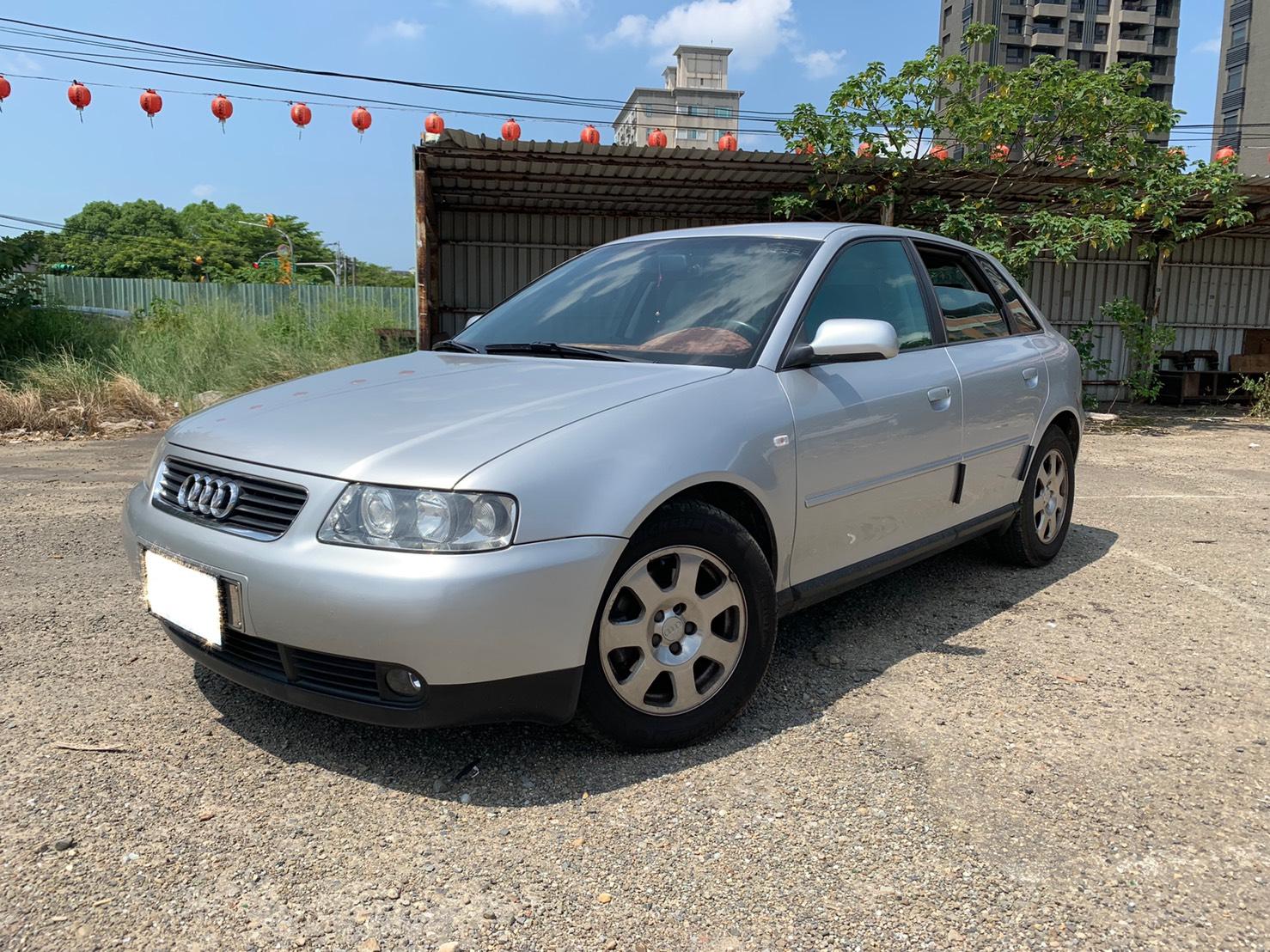 2001 Audi 奧迪 A3 sedan
