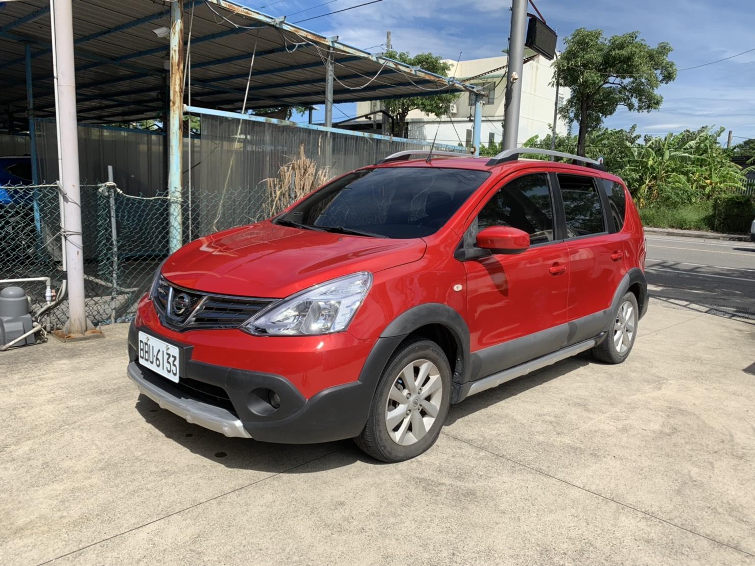 2014 Nissan 日產 Livina