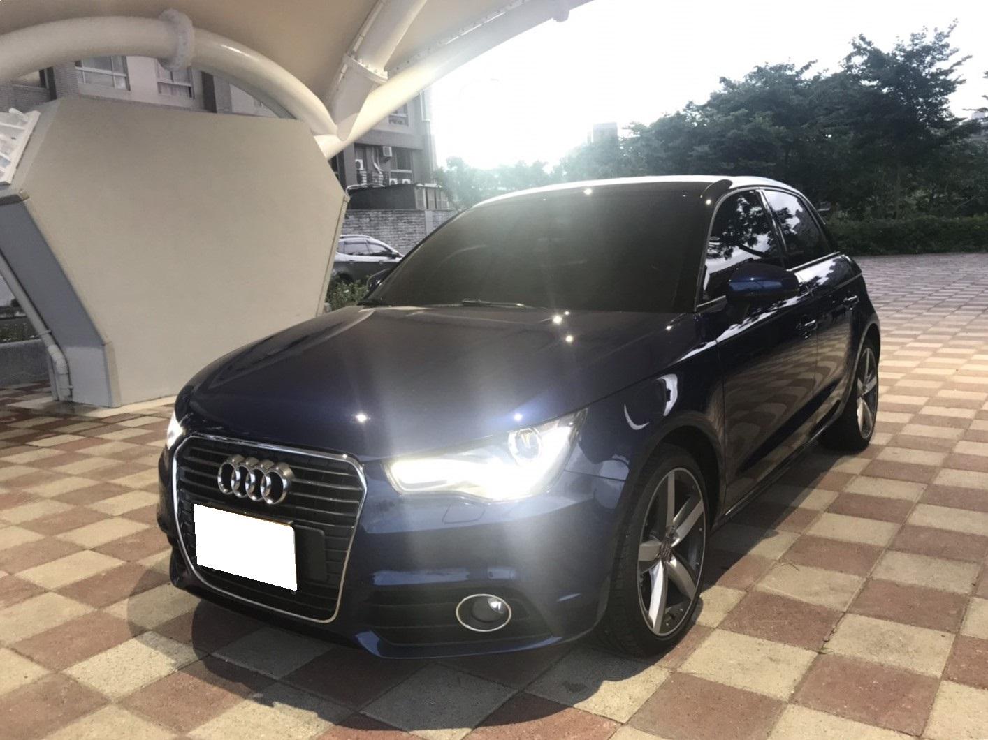 2012 Audi 奧迪 A1
