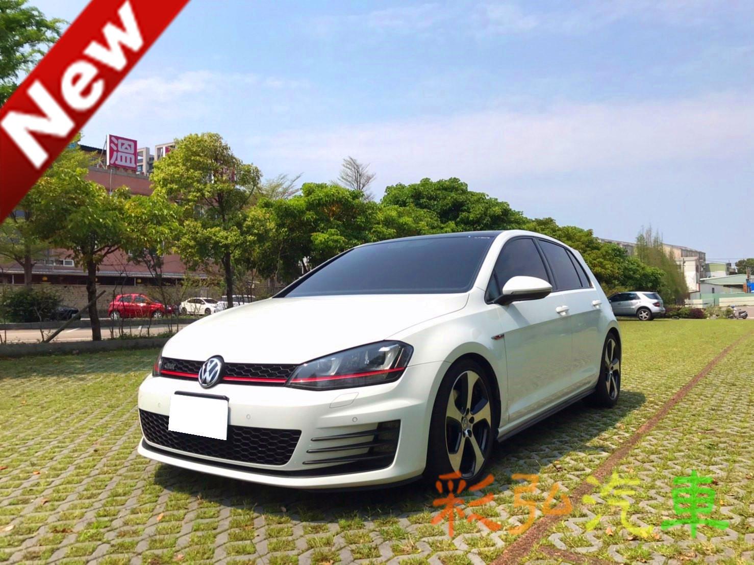 2015 Volkswagen 福斯 Golf gti