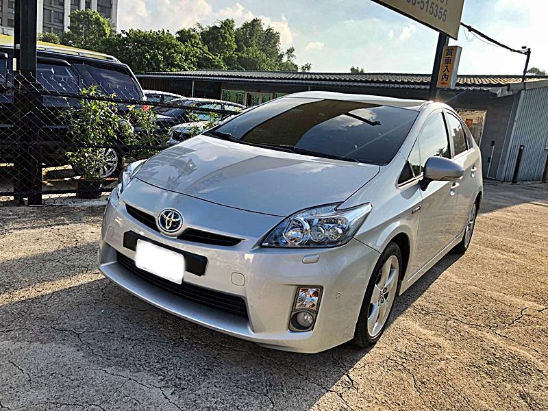 2011 Toyota 豐田 Prius