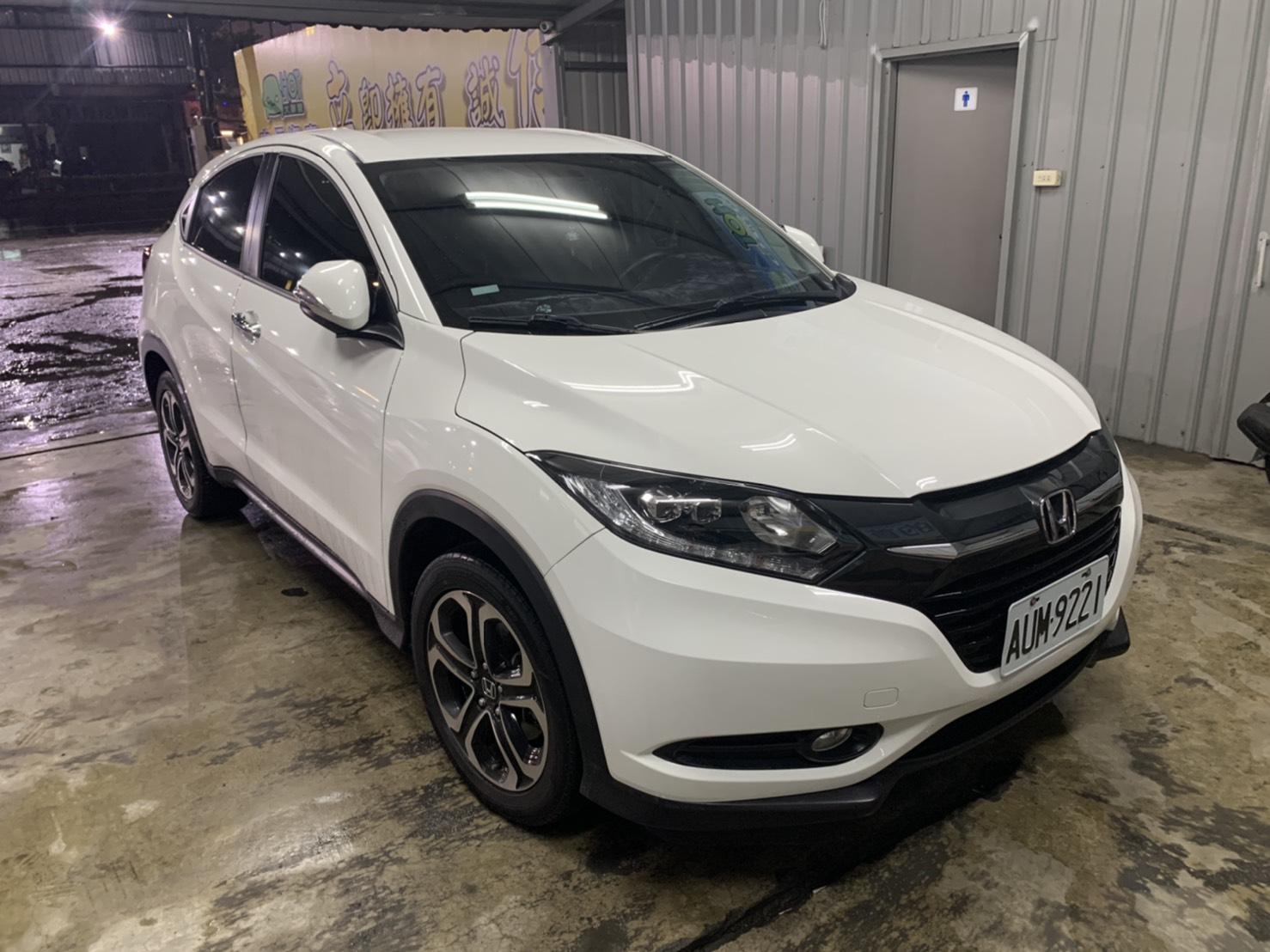 2017 Honda 本田 Hr-v
