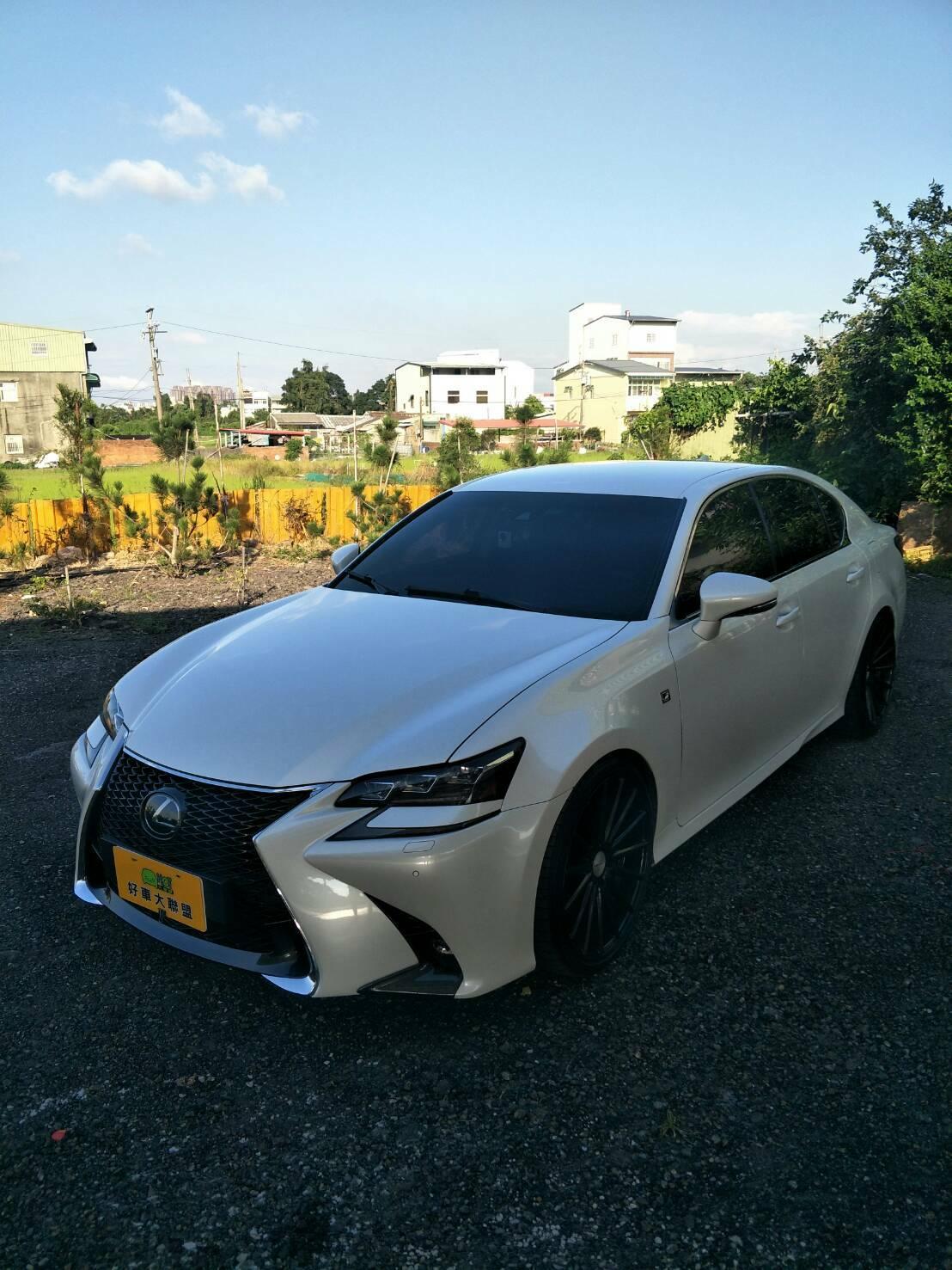 2017 Lexus 凌志 Gs
