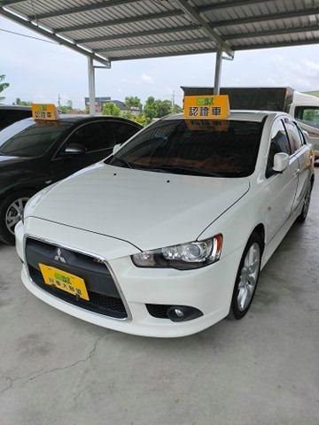 2012 Mitsubishi 三菱 Lancer iO