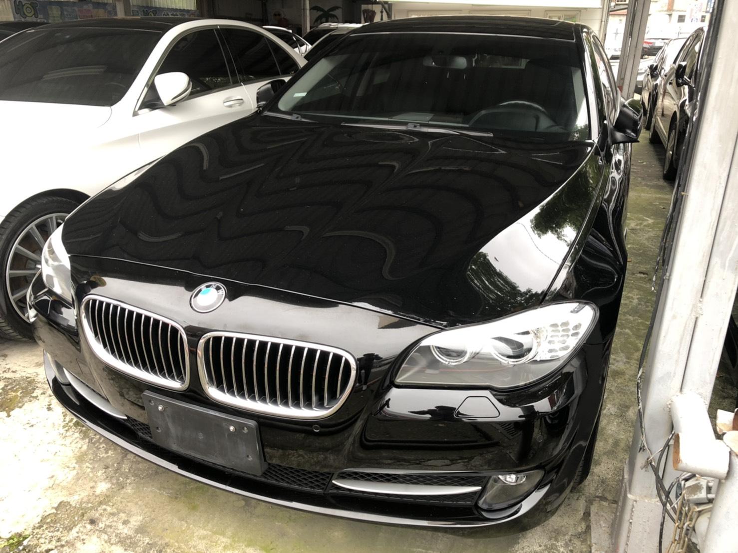 2012 BMW 寶馬 5 series