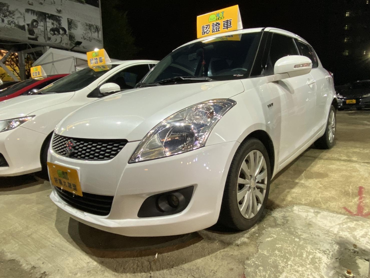 2011 Suzuki 鈴木 Swift