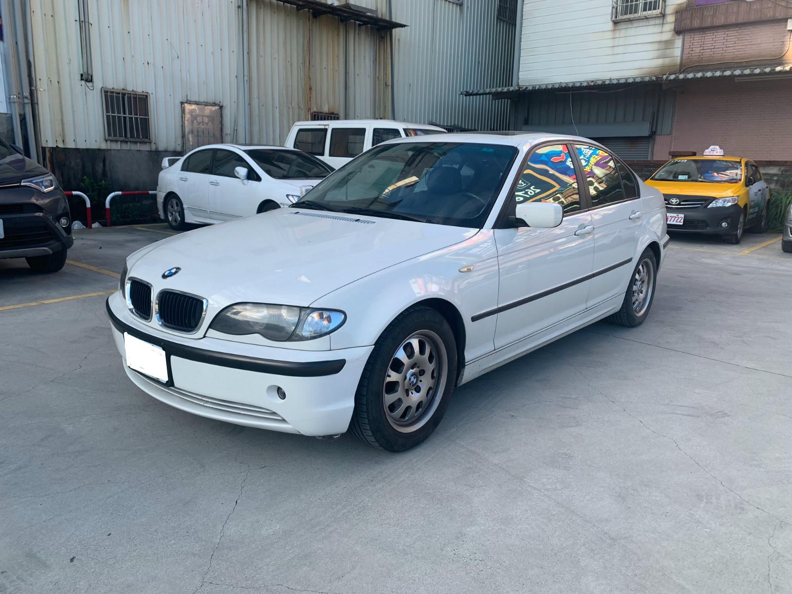 2003 BMW 寶馬 3-series sedan