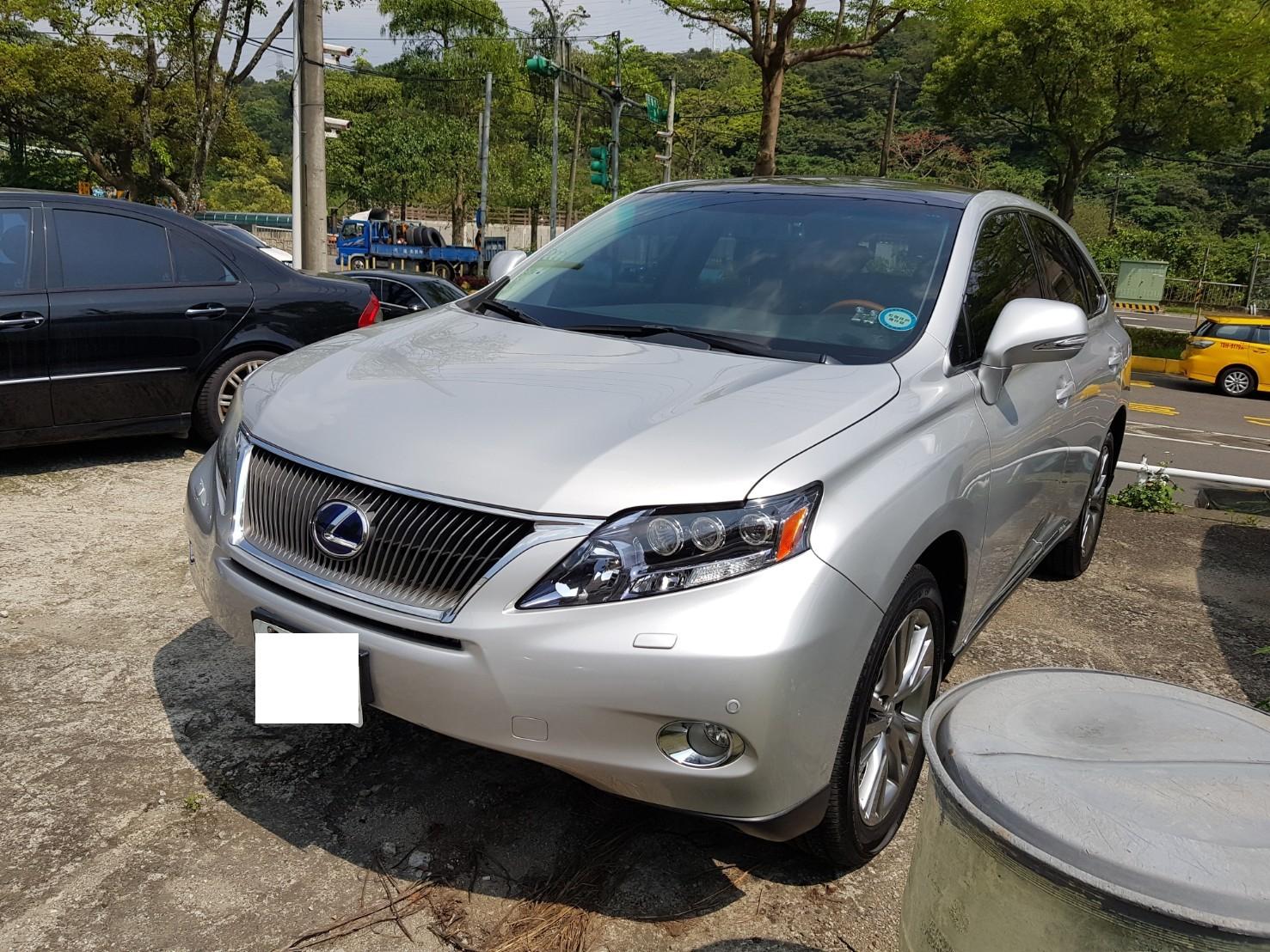 2009 Lexus 凌志 RX